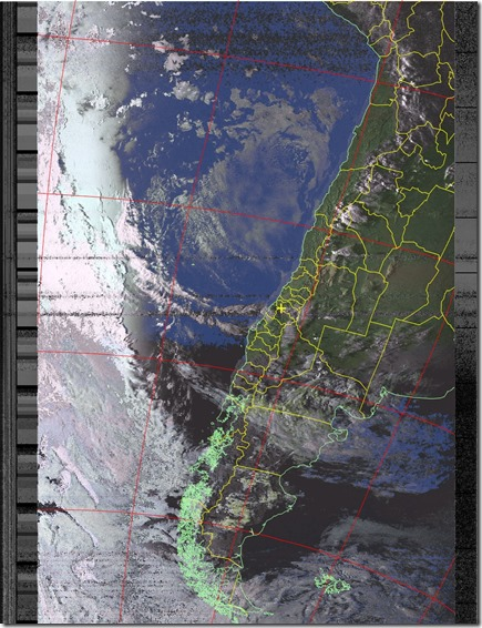 NOAA 15 at 18 Jan 2016 22:57:13 GMT