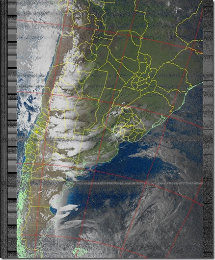 NOAA 18 at 20 Jan 2016 21:53:02 GMT